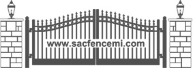 ornamental decorative gates, industrial slide gates, gate operators